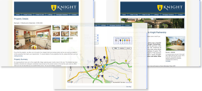Visit: Knight Partnership