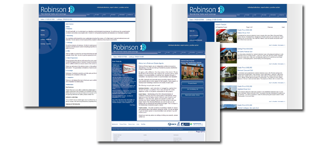 Visit: Robinson Estate Agents
