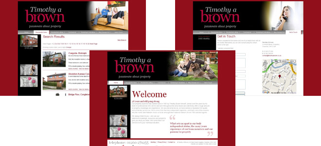 Visit: Timothy A Brown